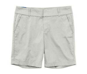 J.Crew Factory - Women's 6 - NWT - Oyster Grey Frankie Bermuda Shorts