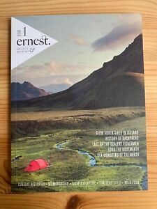 Ernest Journal - Issue 1 pre-loved