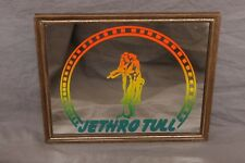 Vintage Jethro Tull Carnival Prize Mirror In Frame 70's 80's hard rock band