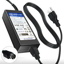 AC Power Adapter 4-Pin Connector for EDAC EA11003A-120 EA11003A(50) EDACPOWER