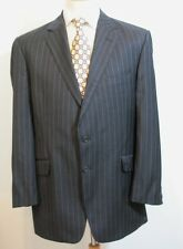 44 REG RICHARD JAMES MAYFAIR LONDON GREY PIN SUIT JACKET
