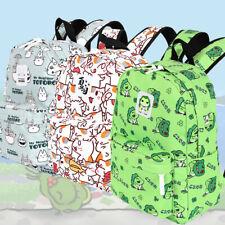 Natsume Yuujinchou lots cats cartoon backpack shoulder bag knapsack  anime bag