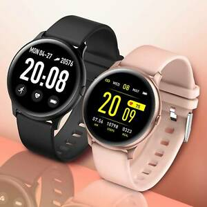 Smart Watch Waterproof Bluetooth Fitness Tracker Fit bit Samsung Android iPhone