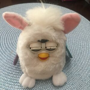 Furby Babies - White & Pink - Tiger Electronics - Working