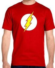 The Flash T-Shirt Sheldon Cooper, Youth - Adult Sizes