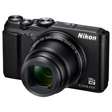 NIKON COOLPIX A900 20.3 MP Compact Camera Black (ML1895)