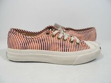 Converse Women's Jack Purcell Ox Blue Egret Casual Canvas Shoes Size 6