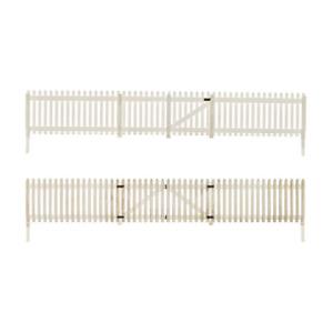 A2984 Woodland Scenics - OO/HO Scale -  Picket Fence