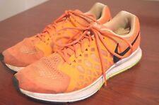 Nike Air Zoom Pegasus 31 Running Training Shoes Mens Orange Neon Size 12.5