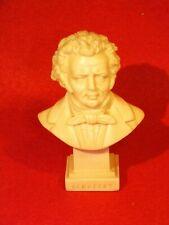 Petit buste presse papier de bureau de Schubert - Compositeur, musique