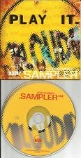 XZIBIT REMIX  PROMO CD w/ KRAYZIE BONE thugs n harmony THREE 6 MAFIA Big Pun