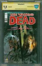 Walking Dead 1 CBCS SS 9.8 Stuart Sayger Columbus ExclusiveVariant Signed up CGC