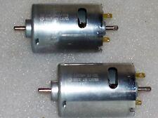 Mabuchi motor 12V Robotics Motors  RS-540SH -32105 high speed motors, 3 pieces