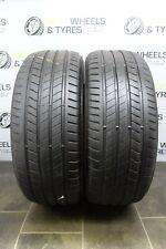 2x 245 50 19 Tyres (245/50 R19) Bridgestone Alenza 105W *6.4MM!* Run Flat Tyres!
