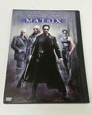 The Matrix (DVD, 1999) Keanu Reeves WORLDWIDE SHIP AVAIL