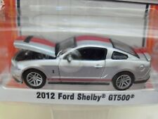 GREENLIGHT - GL MUSCLE - 2012 FORD MUSTANG SHELBY GT500 - 1/64 DIECAST