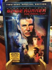 Blade Runner - The Final Cut (DVD, 2007, 2-Disc Set, Special Edition)Mfg. Sealed
