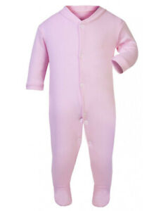 Baby Sleepsuit Pink 18-24 months
