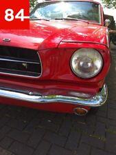 +Ford Mustang MK1 MK2 Shelby Fastback GT 1x Scheinwerfer EU E-Prüfzeichen USA+