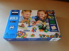 Learn To Build Building Toys 400 Pcs Basic & Neon Hobby Piece Plus-Plus  #5005