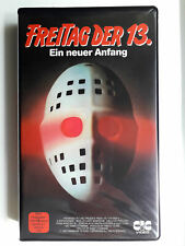 Freitag der 13. Teil 5 - Ein neuer Anfang | VHS Video | Friday the 13th Part V