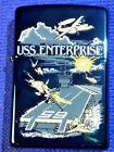 Zippo Lighter Uss Enterprise CVA-65