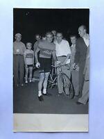Ercole Baldini *UH* Radsport Gold 1956 Giro d´Italia 1958 original AK NEU 5487//1