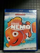 Finding Nemo Blu-ray + Dvd + Digital Code 2019