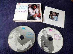 2CD FANIA Johnny Pacheco BEST OF Greatest Hits Salsa Afro-Cuban Latin Son Bolero
