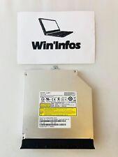 Lecteur Graveur DVD R/W SATA DVR UJ8E1 Packard Bell EN TE11HC (ente11hc)