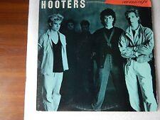 VINYL LP HOOTERS -NERVOUS NIGHT COLUMBIA 1985  39912  PIC SLEEVE