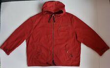 Polo by Ralph Lauren R.L. TDMK Tall Big Jacket Coat Windbreaker Red Men's 4XL