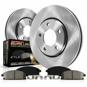 Power Stop KOE4713 Stock Replacement Brake Kit For 18-19 Lexus NX300 NEW