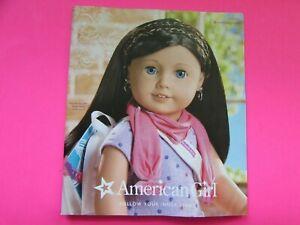 American Girl Catalog July 2015