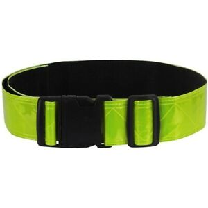 PVC Reflective Belt Running Gear Adjustable Traffic Safety Reflective Tape