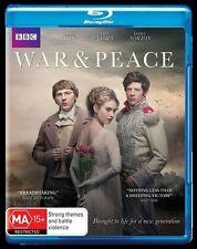 War & Peace Series - Season 1 : NEW Blu-Ray