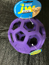 JW Pet Company Hol-ee Roller Medium Purple