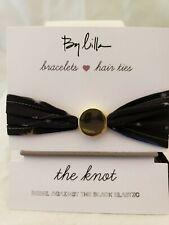 Bracelet/Hair Tie Set With Star Bow