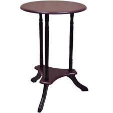 Mesas de color principal marrón para el hogar