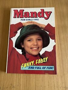 Mandy Annual For Girls 1995 (Annual)