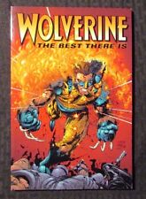 WOLVERINE The Best There Is by Sean Chen NM 1st Printing TPB