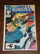 PUNISHER #3 VOL1 MARVEL COMICS OCTOBER 1987
