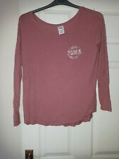 Ladies/Girls Slouch Top From Pink (Victoria Secrets)Size XS Excellent Condition