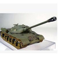 1:35 Plastic Diecast WWII Soviet Union IS-3M Heavy Tank Vehicle Model Kits