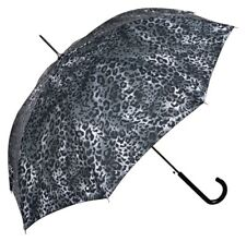 Regenschirm Animal Print Sonnen Schlange grau Damen Herren Anakonda 5504A