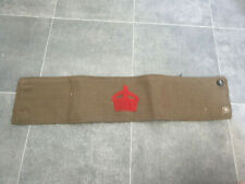 More details for wwi lord derby scheme genuine armband