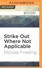 Inspector Van der Valk: Strike Out Where Not Applicable 7 by Nicolás Freeling...