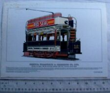 1968 limited edition print Bristol Tramways & Carriage Co.