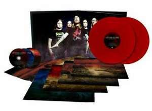 At The Gates - The Nightmare Of Being (Ltd. Deluxe Transp. Blood Red 2Lp+3Cd ...