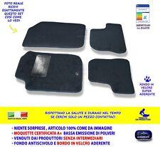1998 ON Clip COMPLETAMENTE SU MISURA tappetini per auto-PEUGEOT 206 - Tappeto in Gomma